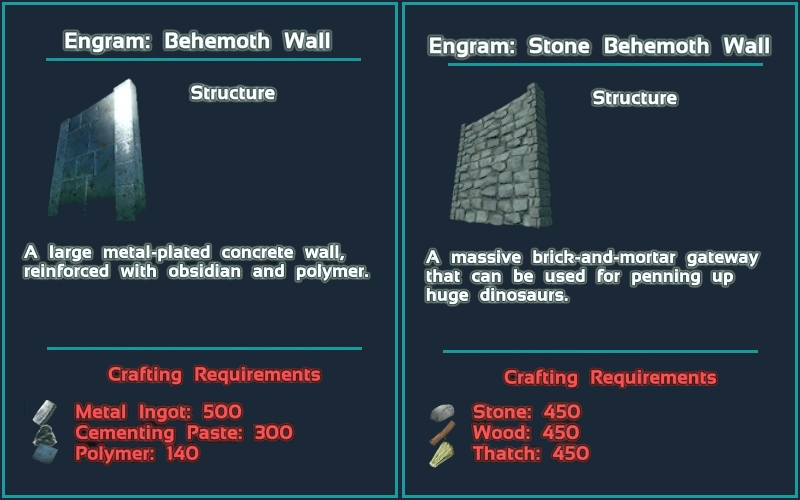 Steam workshop behemoth wall mod balanced cheat giveitem blueprintgamemodsbehemothmodbalancedprimalitemstructuremetalbehemothwallbimalitemstructuremetalbehemothwallb 1 1 0 malvernweather Images