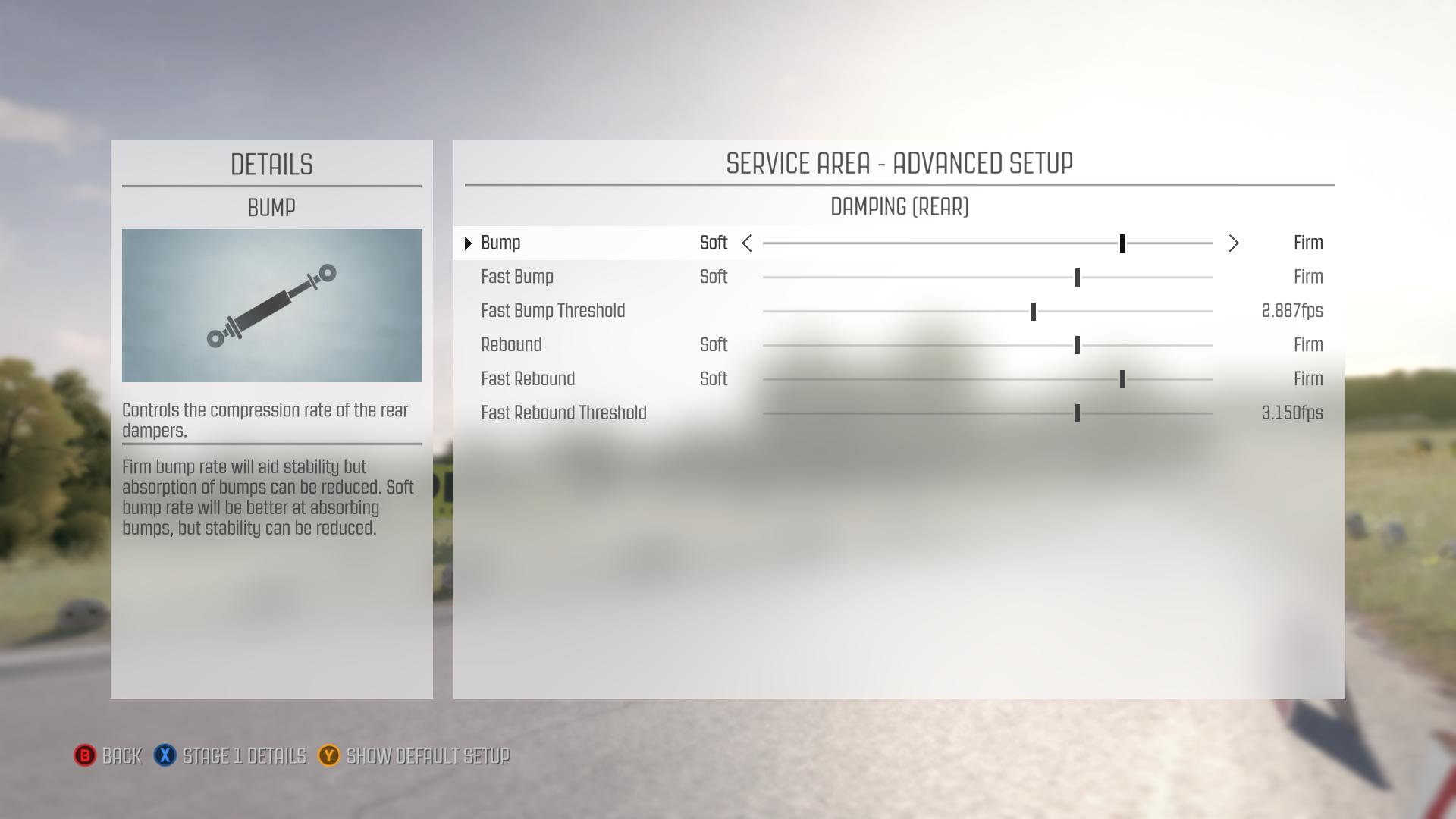 Steam Community :: Guide :: Dirt Rally Vehicle Tuning