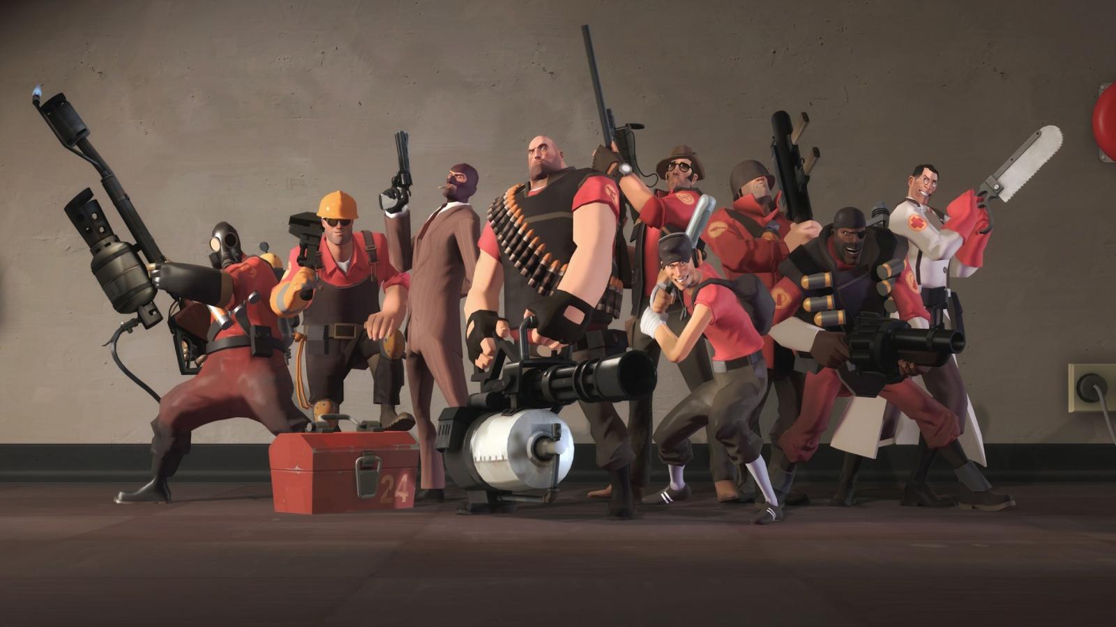 Steam Workshop :: Team Fortress 2 Player Models