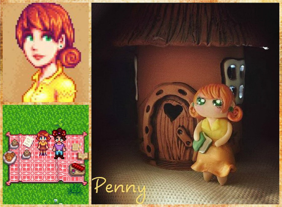 Steam Community Penny Chibi Figure Stardew valley is a game that represents country life with all its specific features. steam community penny chibi figure