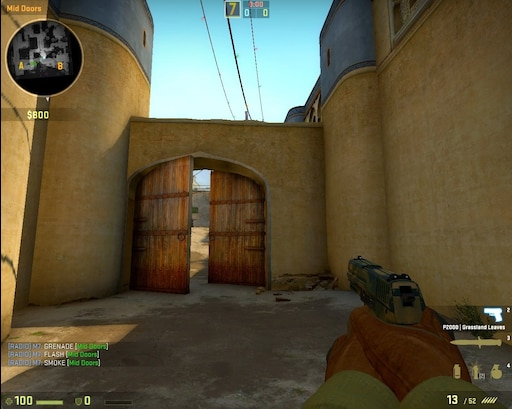 Steam Community :: Guide :: How to get stronger colors in csgo!
