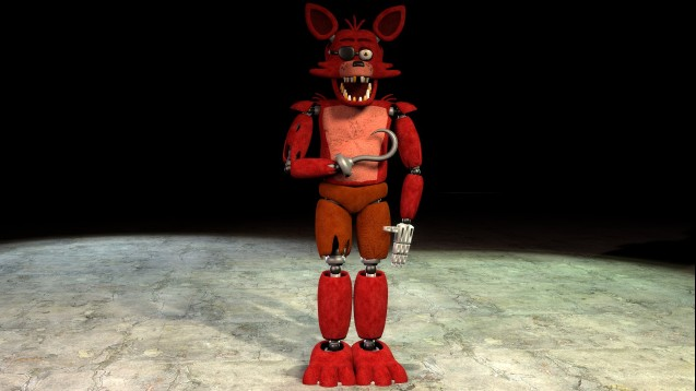 Steam workshop dr bluelings repaired foxy gmod ragdoll ccuart Image collections
