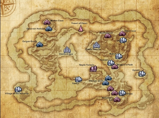 Steam Community :: Guide :: FFIII World Maps