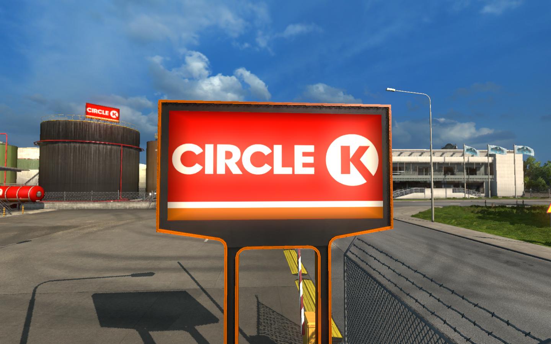 Circle K Inside