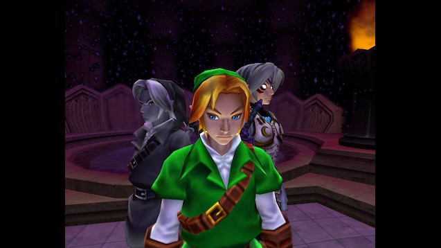 Steam Workshop :: Link - Ocarina of Time P M