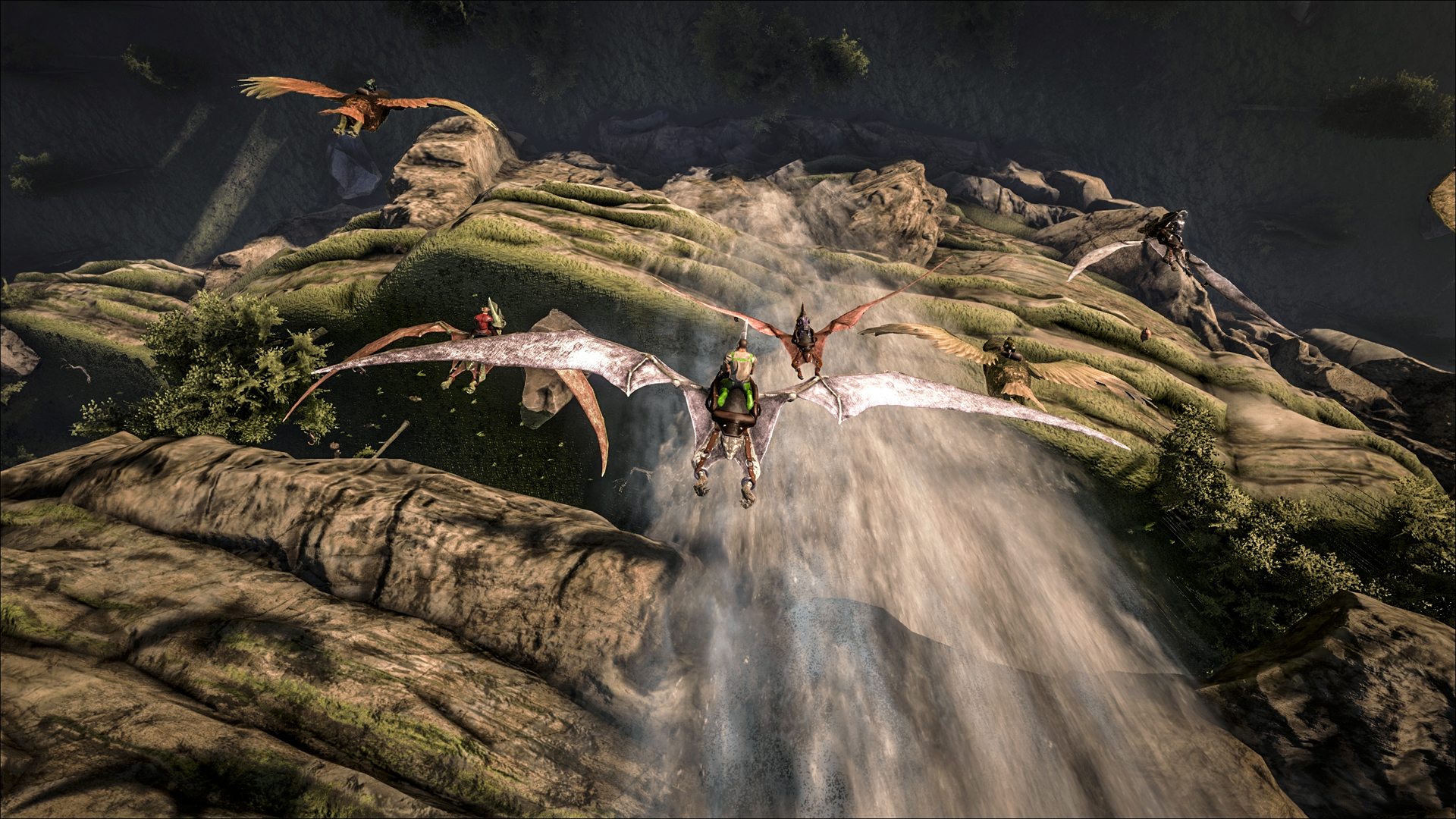 The Center Is Free For All ARK: Survival Evolved Players, And For Those Who  Have Yet To Adventure Into The Mysterious Dino Inhabited World, Youu0027re In  Luck ...