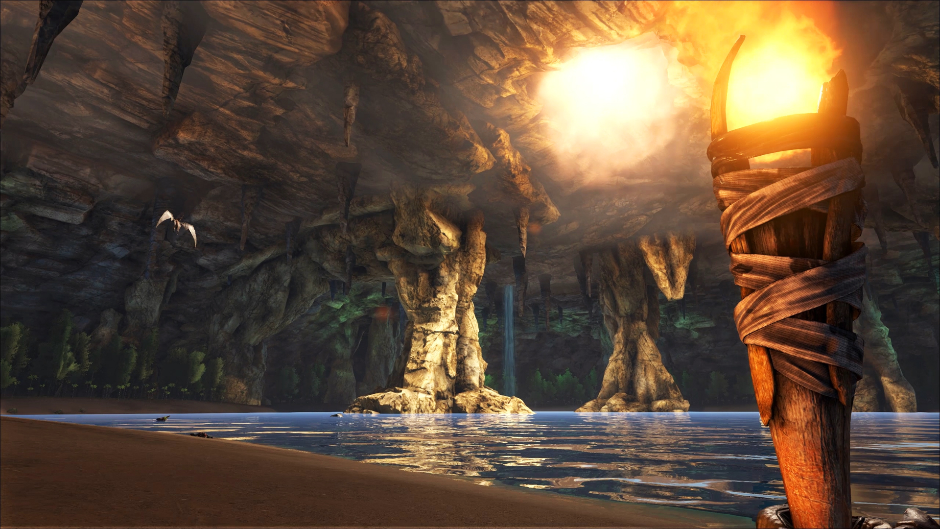 ARK: Survival Evolved :: ARK: Survival Evolved - The Center!