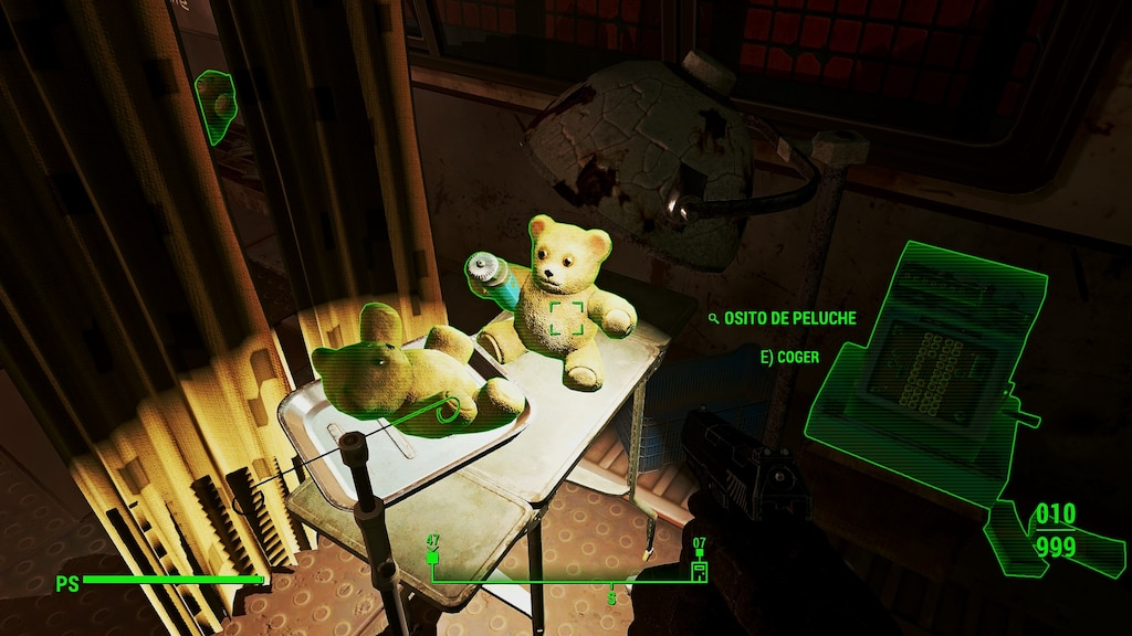 fallout 4 doctor