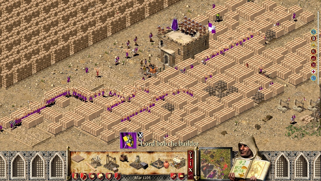 how to play stronghold crusader multiplayer steam