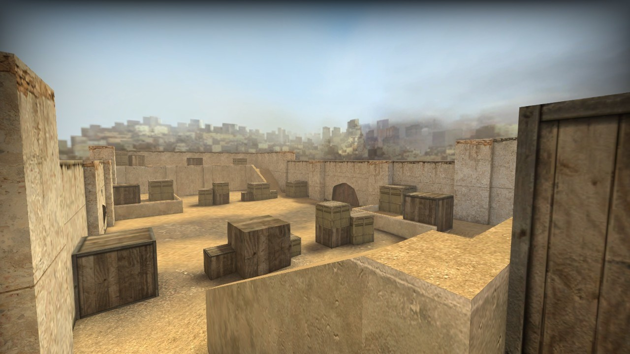 Small maps in cs go