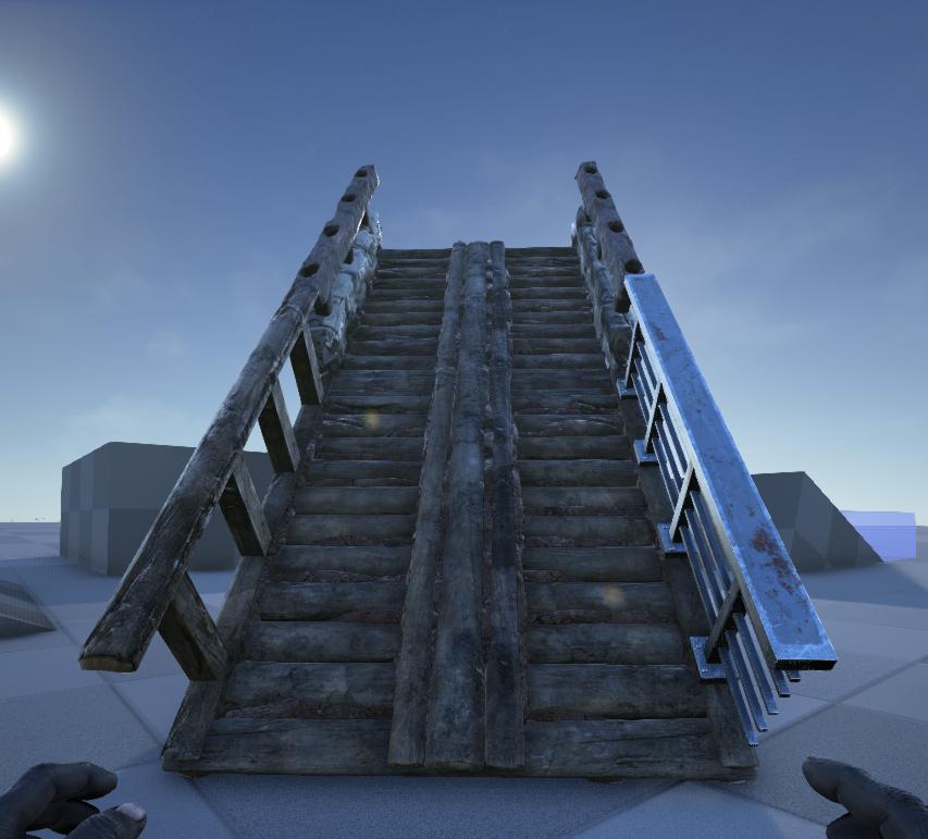 Steam Workshop :: Angled Railing Ver: 3