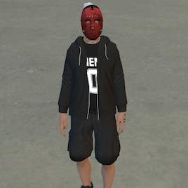Steam Workshop :: Ness' GTA Online character