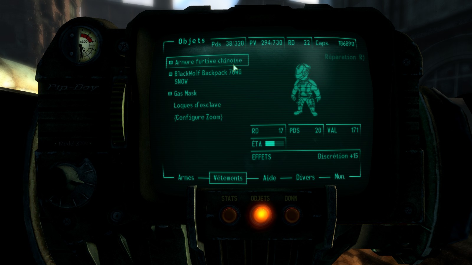 Steam Community :: Guide :: How to change FOV, Pip-Boy color, HUD