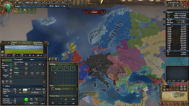 Steam Workshop :: Slvrbuu's EUIV Cheat Mod