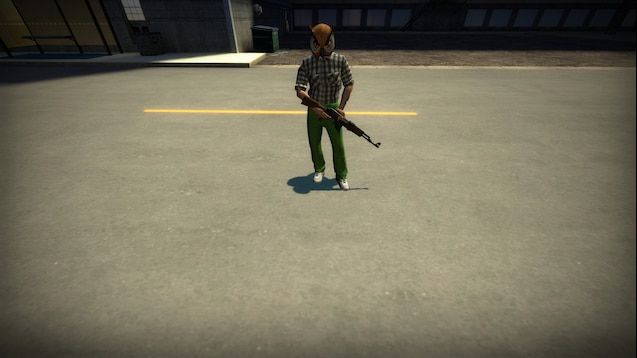Steam Workshop :: Tigma's GTA Online character