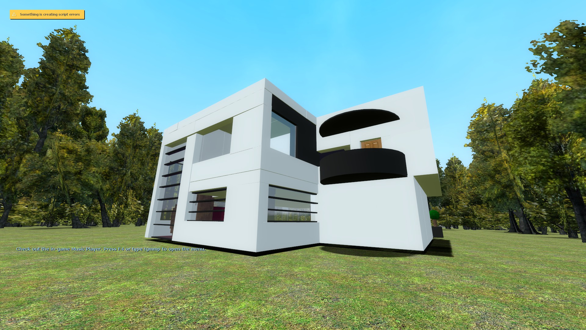 Steam Workshop Italian Modern house Dupe