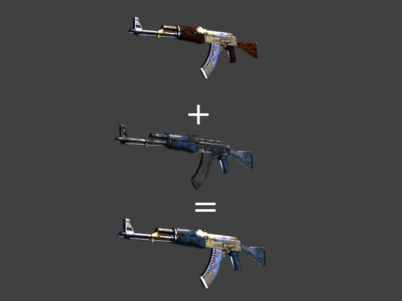 steam community guide idea for cs go weapons skins fusion