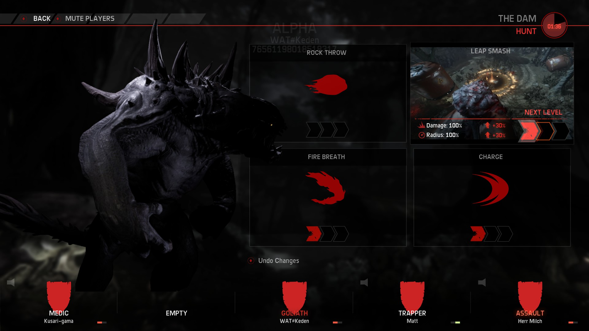 Steam Community Guide How To Dominate As Goliath No Rock - Power Relay Evolve