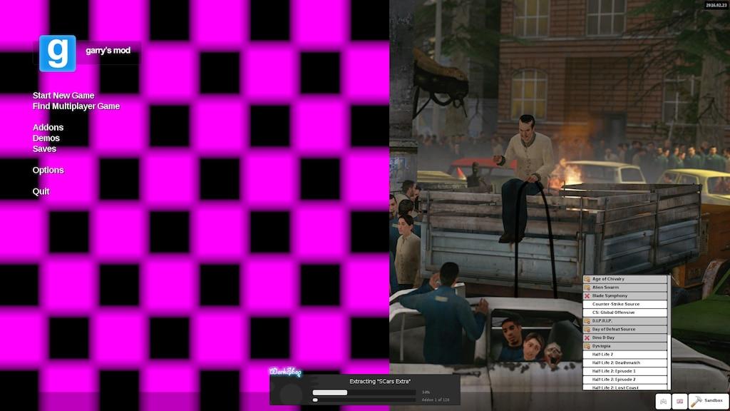 Steam Community :: Screenshot :: Home screen issue  Debian
