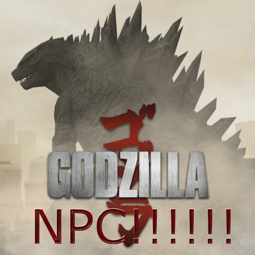 Godzilla NPC [April Fools 2016]