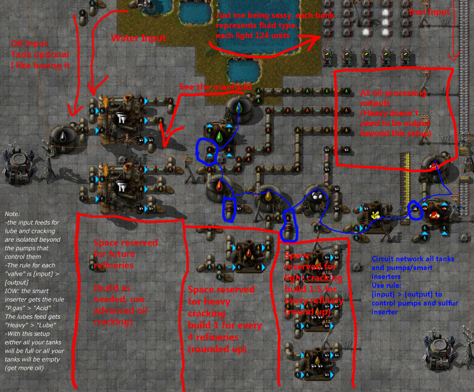 Steam Community Guide Your First Circuit Network Oil Rh Steamcommunity Com  Factorio Advanced Circuit Network Factorio Advanced Circuit Network