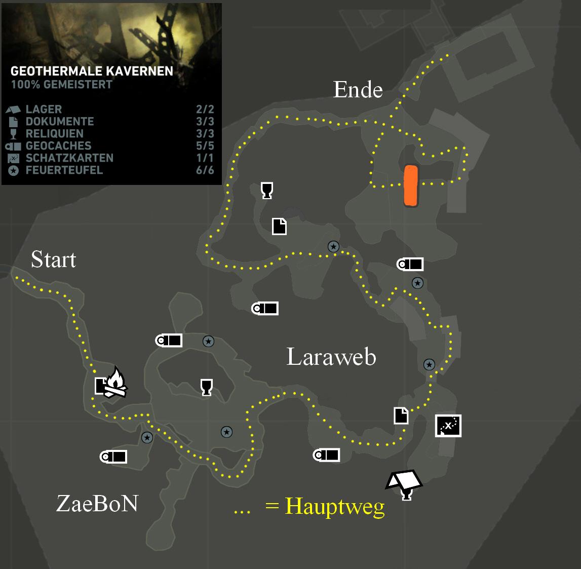 tomb raider karten