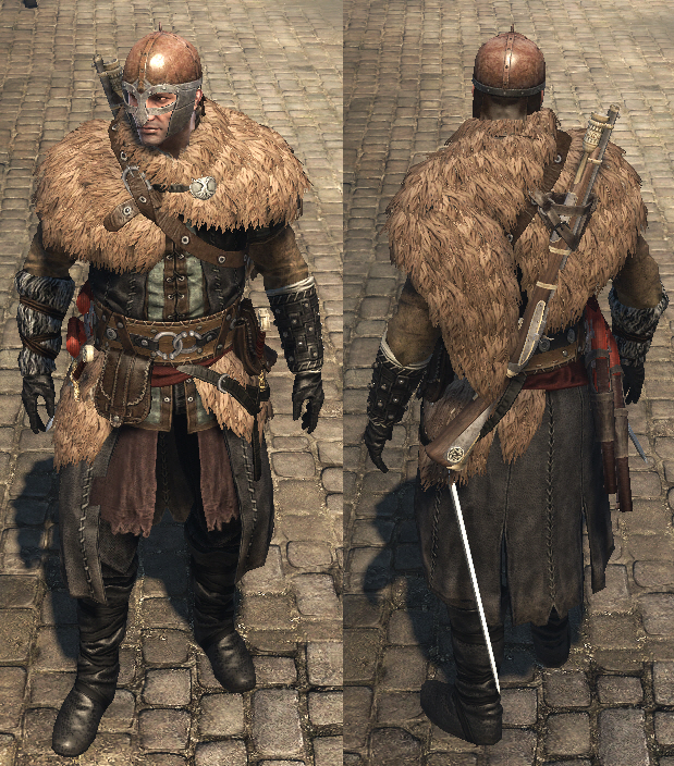 Steam Workshop :: Assassin's Creed Rogue Viking Armor | 268 x 268 jpeg 90kB