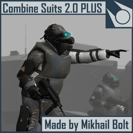 Combine Suits 2.0 PLUS