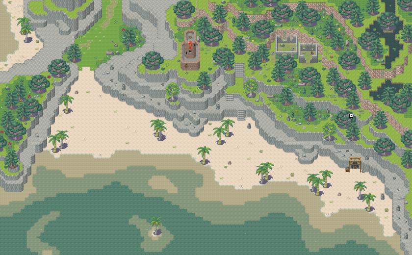 Design - Map Design: Tiles or Pre-Drawn | GameMaker Community