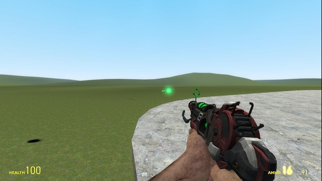 Steam Workshop Call Of Duty Zombies Raygun Mark Ii Swep