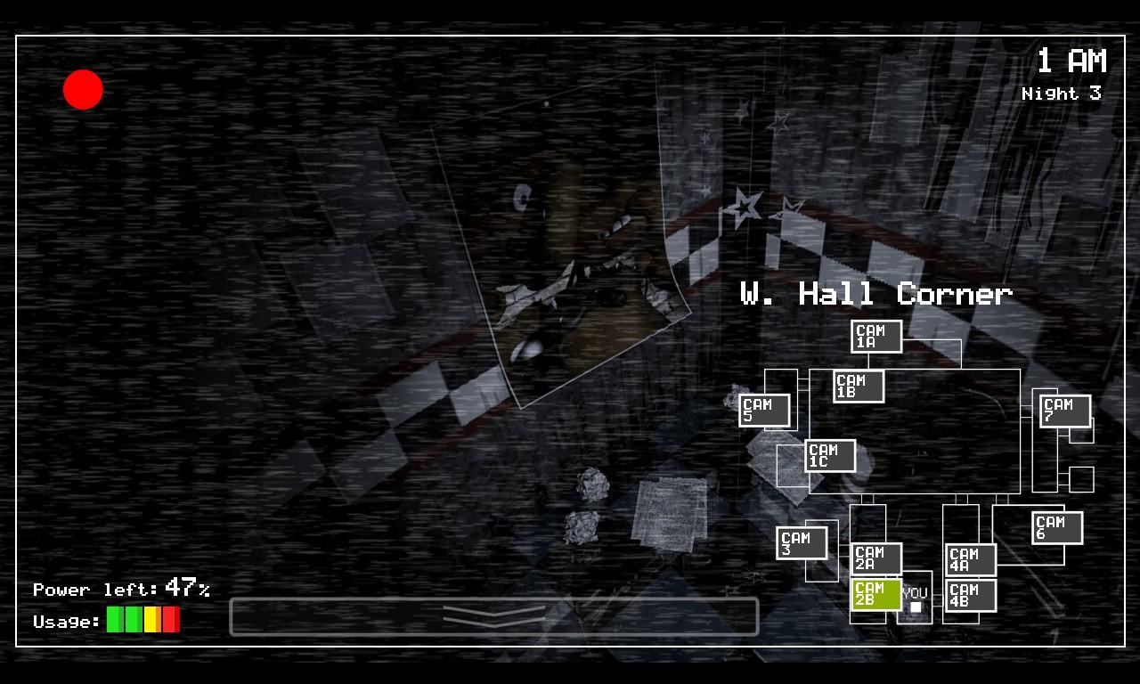 Steam Community :: Guide :: FNaF hallucinations, rare