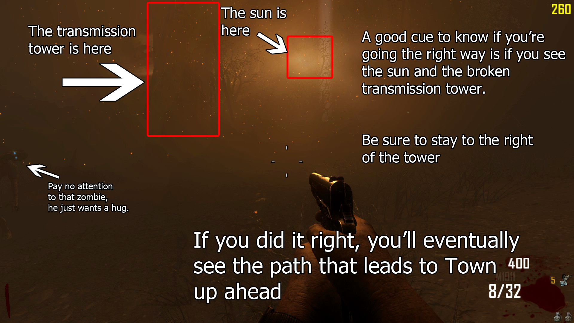 Steam Community Guide How To Navigate The Fog And Teleport