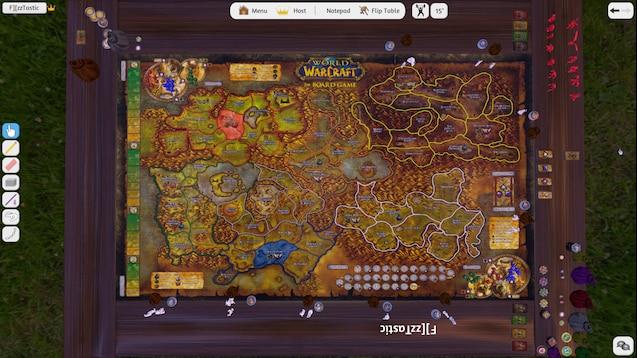 Steam Workshop :: World of Warcraft: The Board Game (BASE
