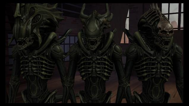 Steam Workshop :: Xenomorph Lurker/Drone (Classic Alien's Alien)
