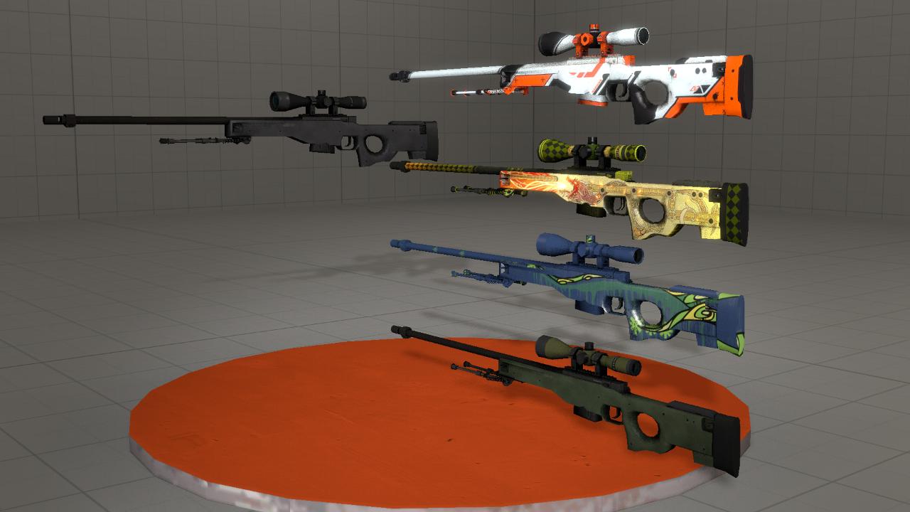 steam workshop awp l4d2 skins
