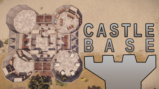 Steam community guide castle base how to build guide video steam community guide castle base how to build guide video blueprint malvernweather Images