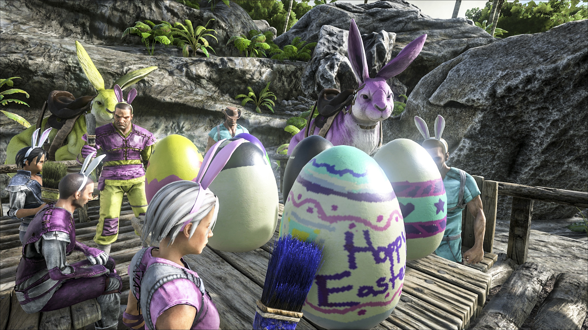 Ark survival evolved eggcellent adventure returns community eggcellent adventure returns community crunch 124 malvernweather Gallery