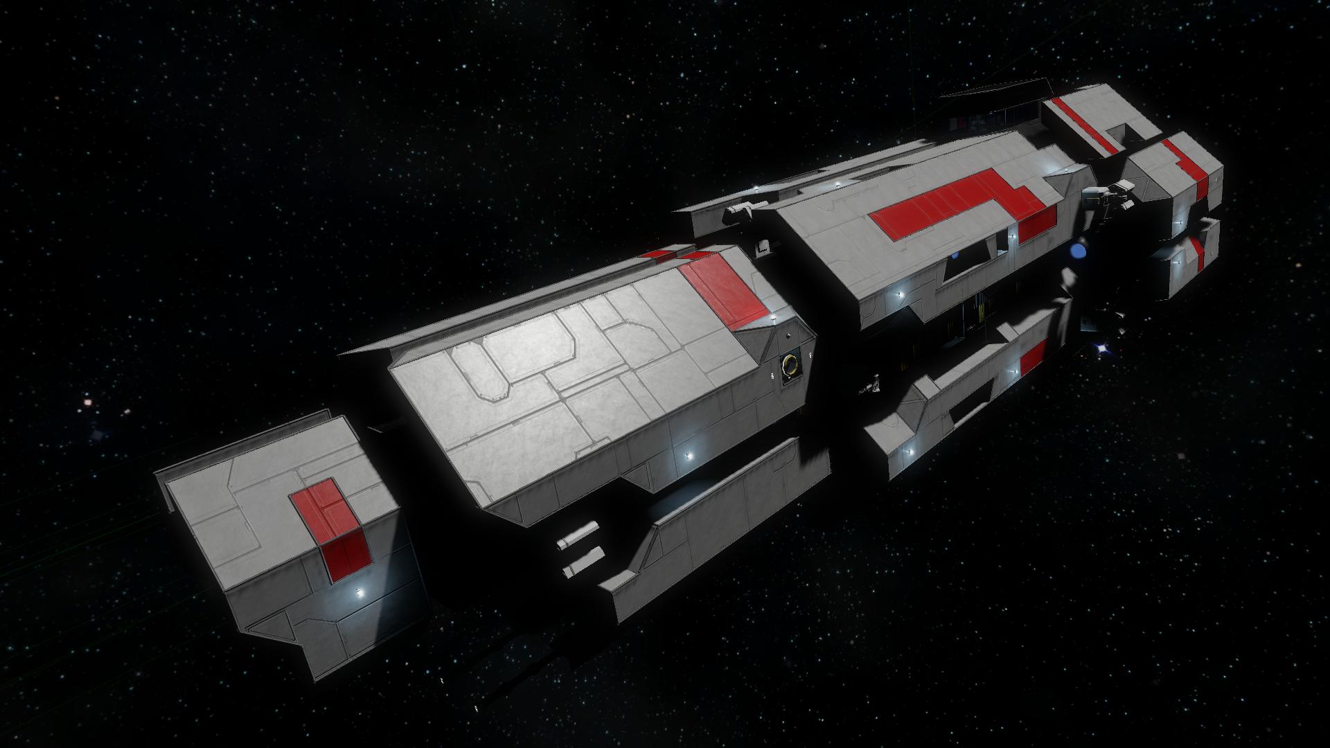 Cerberus-class Destroyer