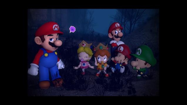 Steam Workshop :: Super Mario - Baby characters (ragdolls