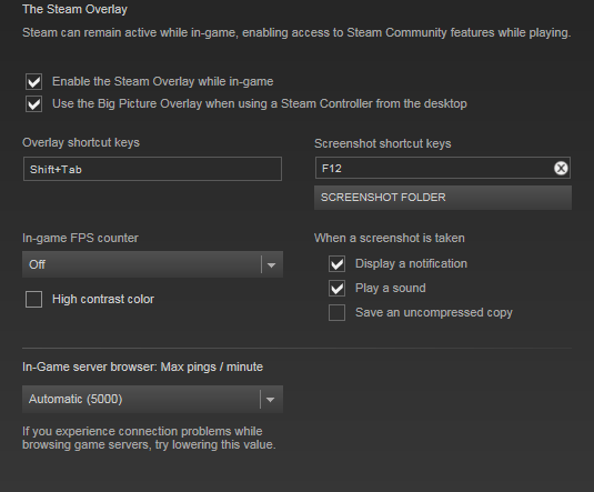 Steam Community :: Guide :: Steam FAQ