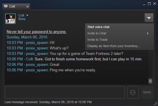 Comunidade Steam :: Guia :: Steam FAQ