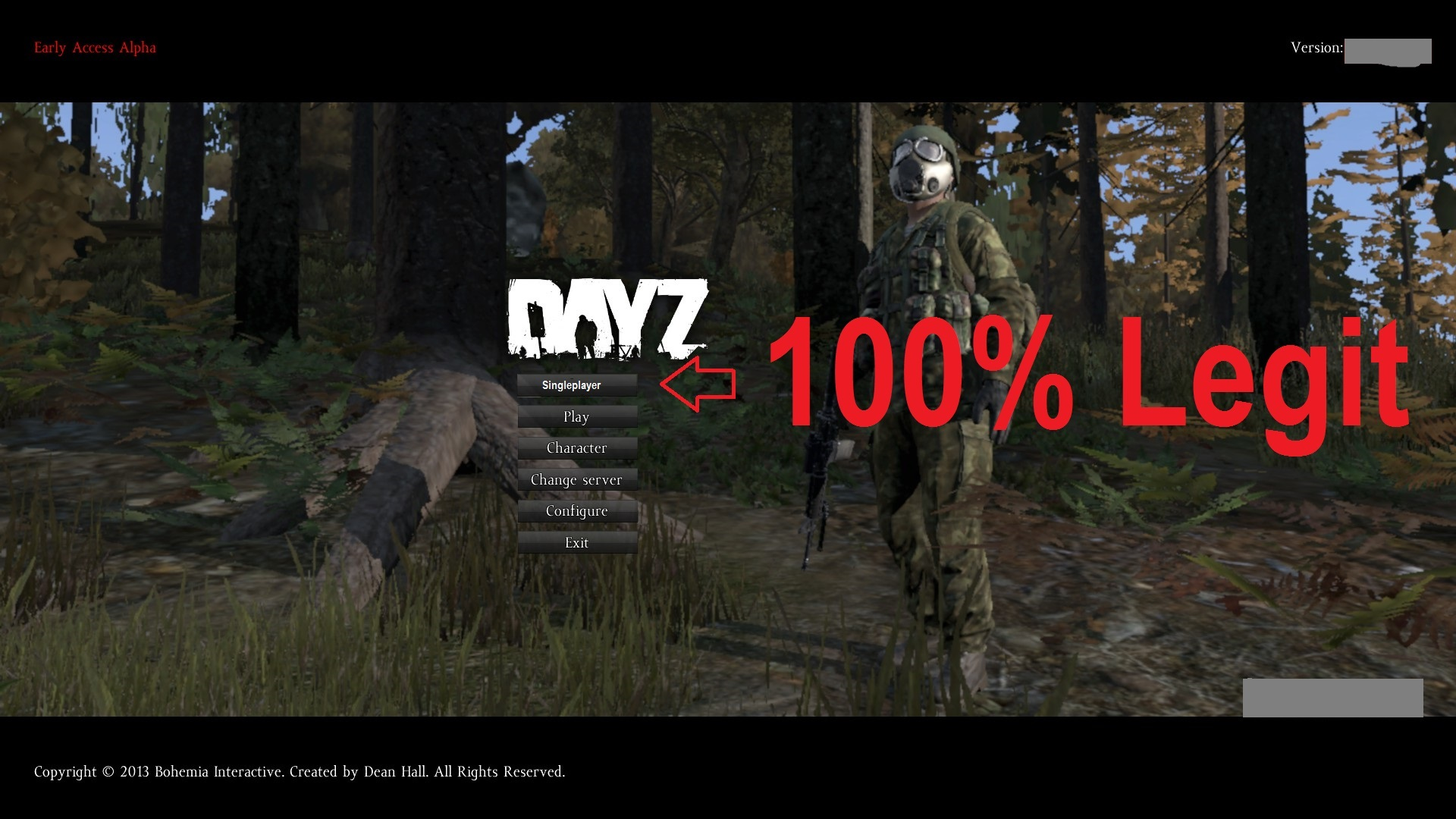 Steam Community :: Guide :: How to play DayZ in single ...