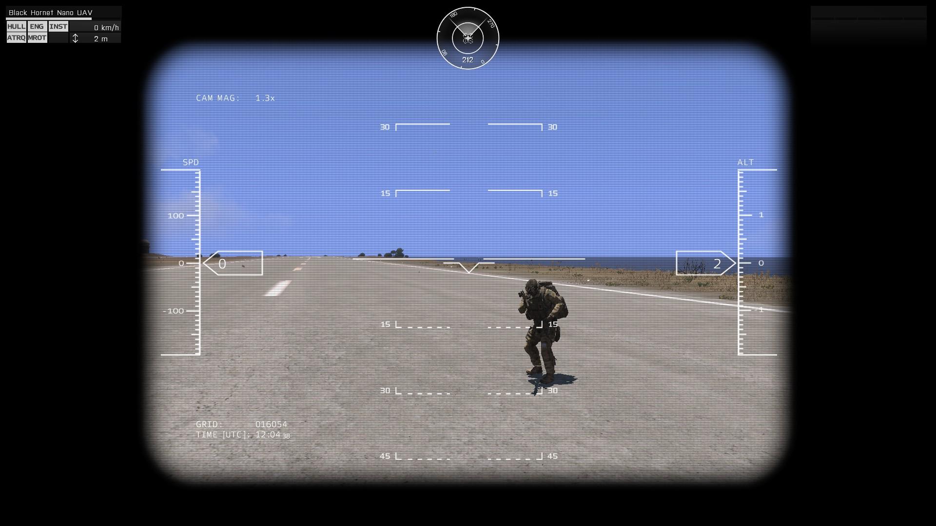 Steam Workshop Black Hornet Nano UAV