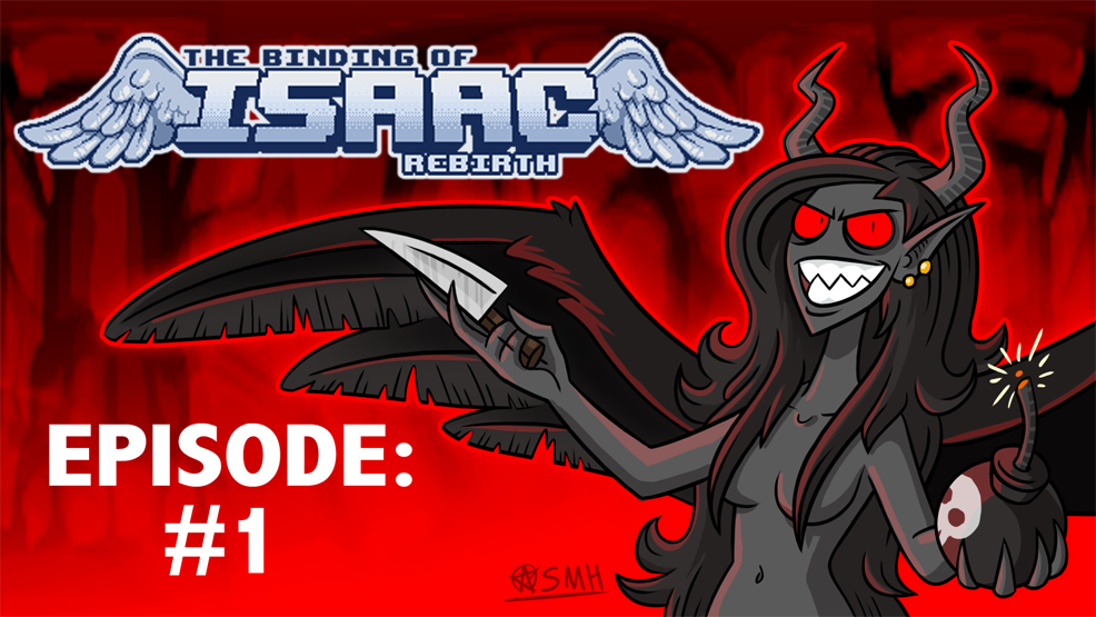 the binding of isaac rebirth save game download