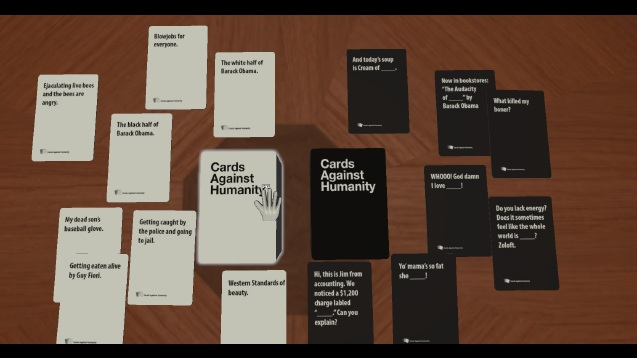 Steam Workshop Cards Against Humanity With Expansions 1 5