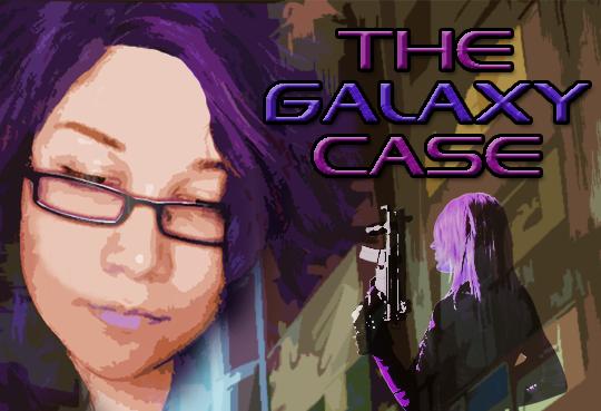 Codename Cherise - The Galaxy Case