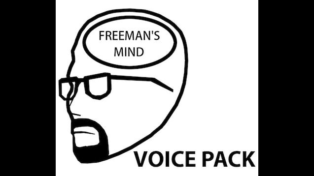 Steam Workshop :: Freeman's Mind Voice Pack (WOTC Compatible)