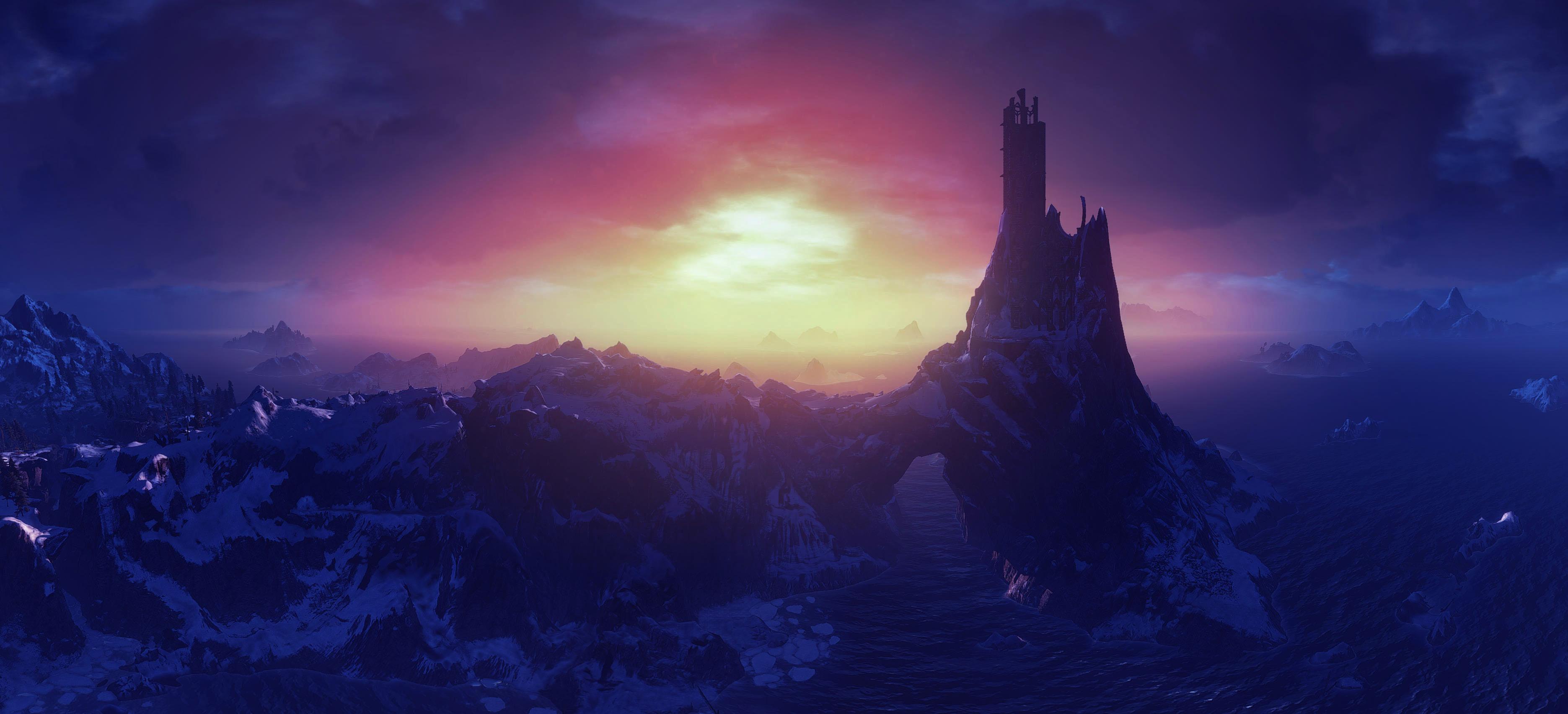 Steam Community Screenshot Sunset Above Tor Gvalch Ca