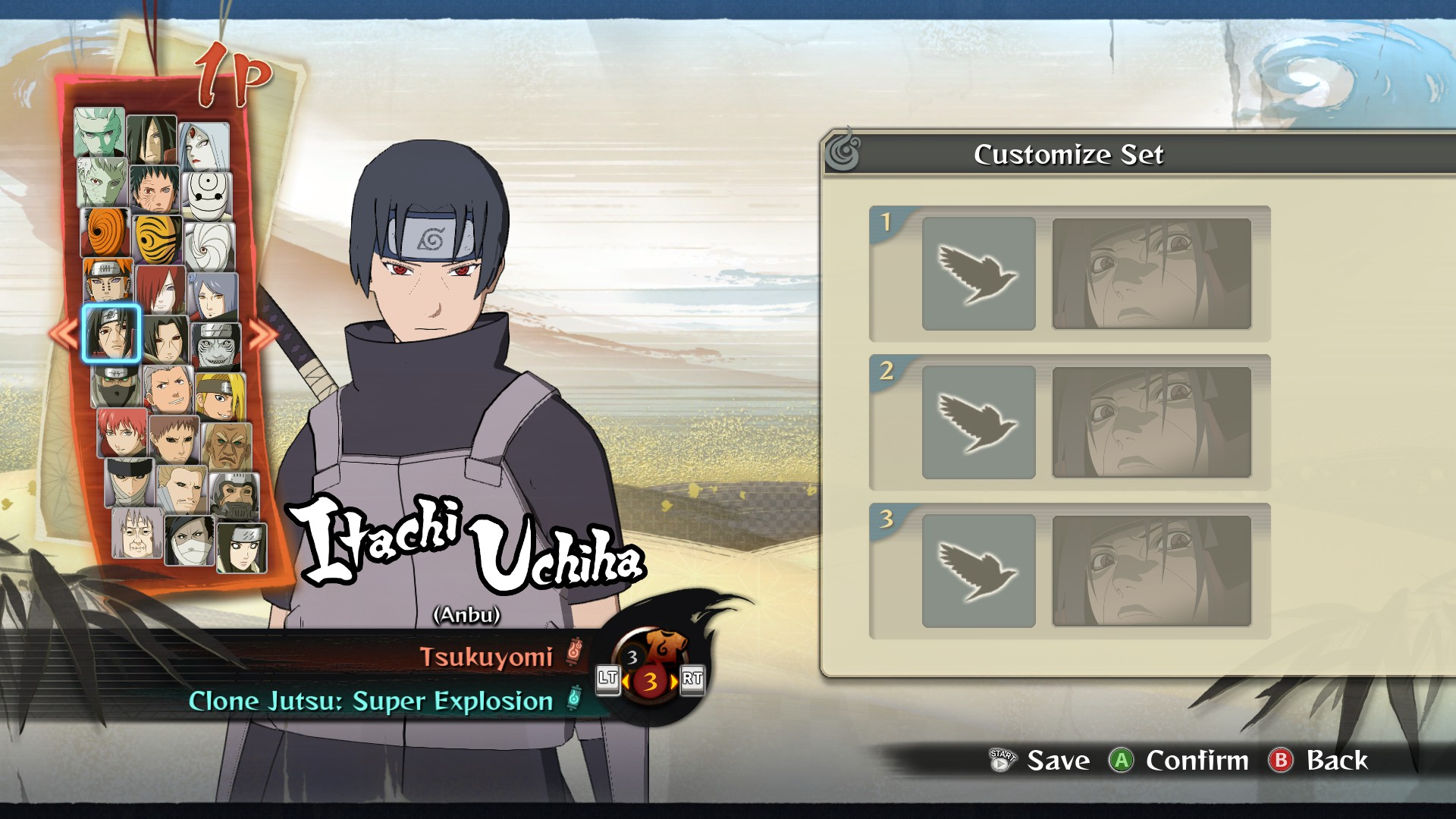 Steam Community Guide Naruto Shippuden A Scroll To Remember