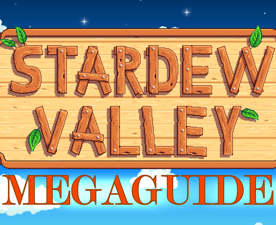 image relating to Stardew Valley Printable Checklist named Steam Local :: Consultant :: Stardew Valley Megaguide (BETA